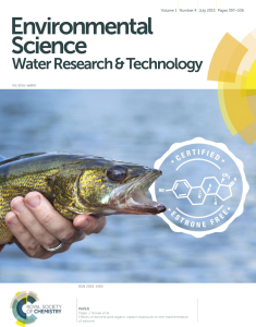 Environmental Science Water Research & Technology